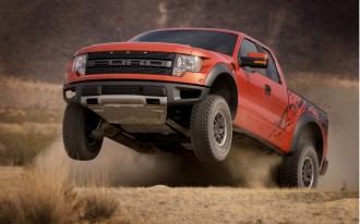 Report: 6.2-Liter Ford Raptor Hitting Showrooms Now
