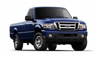 Ford Ranger Gets No Reprieve: Even T-Paw Can't Save Truck From Xmas Axe