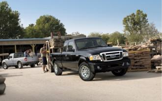 Ford Celebrates Build of 7 Millionth Ranger Pickup