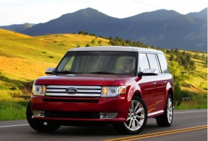 Green Materials For Ford Flex: Renewable Canadian Wheat Straw