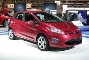 2011 Ford Fiesta Wins Rocky Mountain Automotive Press High Mileage Award