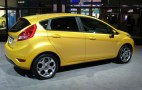 Ford Fiesta To Be Available With Three-Cylinder EcoBoost: Report