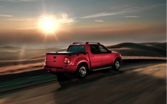 2011 Ford Explorer Won't Get Award-Winning Sport Trac Version