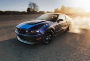 Vaughn Gittin Jr. RTR Package Coming For 2011 Mustang GT & V6