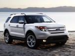 Ford Saves Scrap Steel, Stamps Explorer Parts From Pickup Leftovers