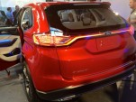 Ford Edge Concept, 2013 Los Angeles Auto Show