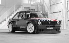 Ken Block Reveals His Hoonigan Gymkhana Ford Escort