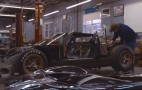 1966 Le Mans-winning Ford GT40 restoration video, part two: disassembly