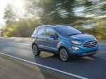 2018 Ford EcoSport unveiled at 2016 Los Angeles auto show