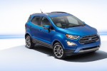 Cars out at Ford, small crossovers and SUVs left to take up efficiency banner
