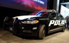 Ford Police Responder becomes first hybrid cop car