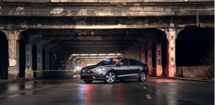2018 Ford Special Services Plug-In Hybrid Sedan