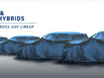 Ford's future hybrid and PHEV lineup