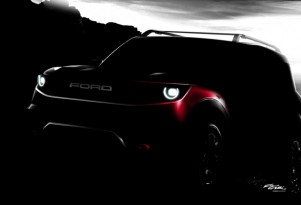Ford's upcoming small off-road crossover SUV