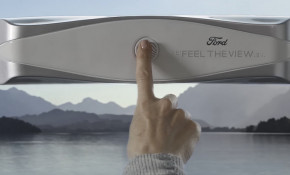 "Ford ""Feel the View"" system to help the blind take in scenery"