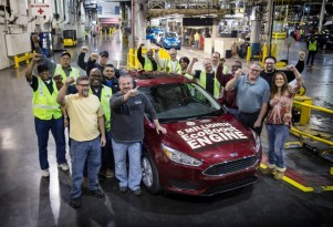 Ford Marks 5-Millionth EcoBoost Engine Since 2009