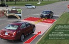 Ford announces new radar-based collision-avoidance system