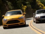Ford's Focus ST versus the BMW M3