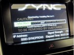 Ford's Oakville assembly line enables WiFi uploading of SYNC software