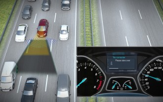 Ford Debuts Autonomous Driving Technology: Video