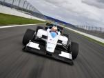 Formulec EF01 electric race car