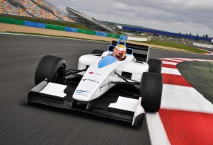 London's Olympic Park To Be Venue For Electric Car Race Series?