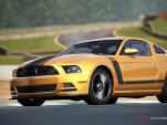 Forza Motorsport 4 August Playseat Car Pack