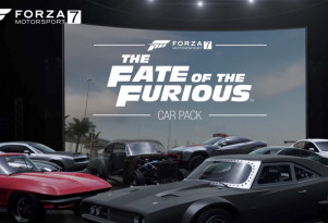 """Forza Motorsport 7 """"The Fate of the Furious"""" car pack"""