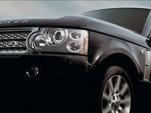 Four tonne armored Range Rover