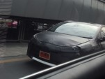 Fourth-generation Toyota Prius hybrid prototype testing in Thailand  [from Headlight Magazine forum]