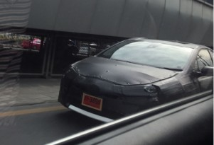 2016 Toyota Prius: More Spy Shots, From Thailand Testing