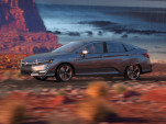 "Frame from 2018 Honda Clarity Plug-In Hybrid ""Beyond the Battery"" ad"