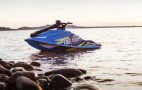 All-electric personal watercraft launch for quieter lake journeys