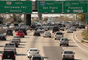 California Autobahn: Bill proposes to cut emissions by adding fast lanes
