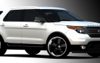 2011 Ford Explorer Playing Major Role At SEMA