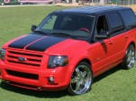 Funkmaster Flex tricks out Expedition for SEMA