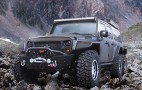 Chinese firm G. Patton builds 6-wheeled Jeep Wrangler