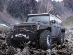 G. Patton Tomahawk 6-Wheeled Jeep Wrangler