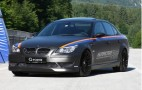 At 231 MPH, G-Power BMW M5 Hurricane RR Is World's Fastest Four-Door