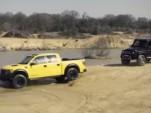 G500 vs Raptor