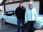 Gail Wise bought, and still owns, the first Ford Mustang sold to a customer
