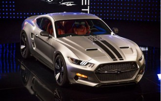 2015 Ford Mustang Rocket, 2016 Honda HR-V, 2016 Chevy Volt: What's New @ The Car Connection