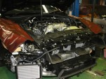 Garage Saurus Nissan GT-R SpecV