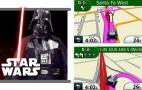 Darth Vader Crosses Over To The Dark Side (AKA Garmin)