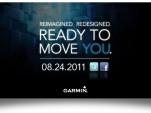 Garmin teaser campaign, August 2011
