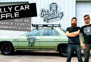 Gas Monkey Garage's custom 1976 Chevrolet Caprice