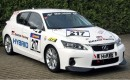 Gazoo Racing Lexus CT 200h race car