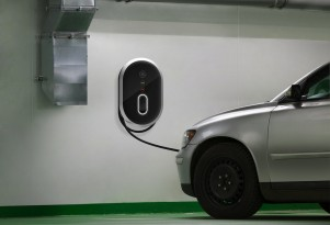 Personalize Your GE Electric-Car Charging Station? Custom Skins Now Available