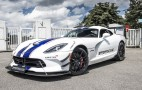 Germans tune Dodge Viper to a ferocious 765 horsepower