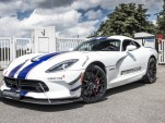 Germans tune Dodge Viper to a ferocious 765 horsepower